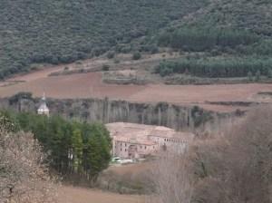 Monasterio de Yuso. San Millán de la Cogolla.