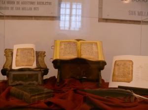 Reproducción del códice latino Aemilianensis 60.